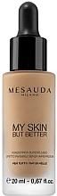 Perfumería y cosmética Base de maquillaje fluida - Mesauda Milano My Skin But Better