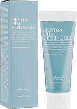 Perfumería y cosmética Peeling gel facial con PHA ácidos - Benton PHA Peeling Gel