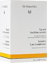 Perfumería y cosmética Sérum facial con camomila, artemesia y malaquita - Dr. Hauschka Sensitive Care Conditioner