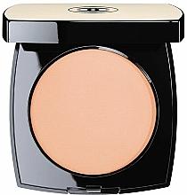 Perfumería y cosmética Polvo facial de maquillaje compacto con extracto de árbol de algodón y rosa blanca - Chanel Les Beiges Healthy Glow Sheer Powder SPF15/PA++