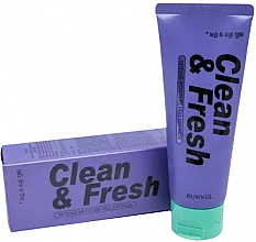 Perfumería y cosmética Mascarilla facial exfoliante e hidratante con complejo de aminoácidos - Eunyul Clean & Fresh Intense Moisture Peel Off Pack