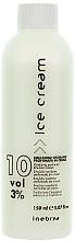 Perfumería y cosmética Emulsión oxidante profesional, 10vol. 3% - Inebrya Hydrogen Peroxide
