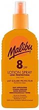 Perfumería y cosmética Spray loción corporal - Malibu Lotion Spray SPF8