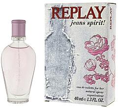 Perfumería y cosmética Replay Jeans Spirit! For Her - Eau de toilette