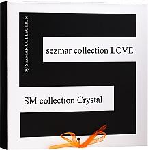 Perfumería y cosmética SM Collection Crystal Pearl - Set facial, efecto blanqueador (crema de día/50ml + crema de noche/50ml + mascarilla/100ml)