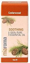 Perfumería y cosmética Aceite esencial de cedro 100% puro - Holland & Barrett Miaroma Cedarwood Pure Essential Oil