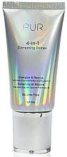 Perfumería y cosmética Prebase de maquillaje correctora energizante con agua de coco 4 en 1 - Pur 4-In-1 Correcting Primer Energize & Rescue