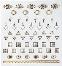 Perfumería y cosmética Stickers para uñas - Peggy Sage DecorativeNail Stickers Jewels