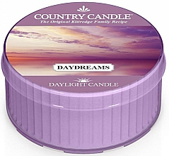 Perfumería y cosmética Vela perfumada con aroma a rosa & sándalo - Country Candle Daydreams