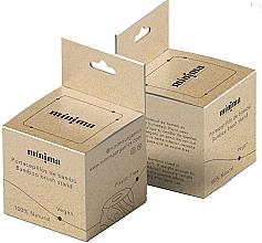 Perfumería y cosmética Portacepillos de bambú vegano - Minima Organics