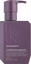 Perfumería y cosmética Mascarilla capilar hidratante y reparadora con rosa mosqueta y manteca de karité - Kevin Murphy Hydrate-Me.Masque
