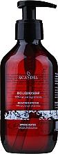 Perfumería y cosmética Jabón de manos líquido con alantoína y pantenol - Scandia Cosmetics Spring Water Soap