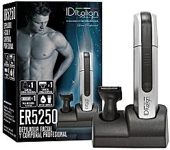 Perfumería y cosmética Depilador facial y corporal profesional eléctrico ER5250 - Id Italian Electric Hair Remover Body&Care