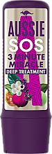 Perfumería y cosmética Tratamiento para cabello con extracto de manuca y aceite de macadamia - Aussie SOS 3 Minute Miracle Deep Treatment
