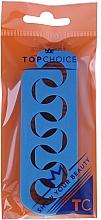 Perfumería y cosmética Separadores para pedicura 7583, azul - Top Choice