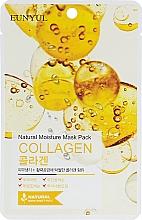 Perfumería y cosmética Mascarilla facial natural de tejido con colágeno - Eunyul Natural Moisture Mask Pack Collagen