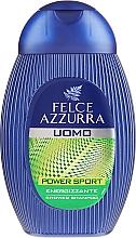 Perfumería y cosmética Champú y gel de ducha 2en1 ''Dynamic'' - Paglieri Felce Azzurra Shampoo And Shower Gel For Man