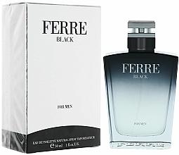 Perfumería y cosmética Gianfranco Ferre Ferre Black - Eau de toilette