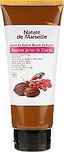 Perfumería y cosmética Bálsamo corporal con aroma a bayas de goji y karité - Nature de Marseille