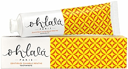 Perfumería y cosmética Pasta dental con sabor a canela y menta - Ohlala Cinnamon & Mint