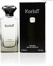 Perfumería y cosmética Korloff Paris Korloff Men - Eau de toilette