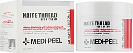Perfumería y cosmética Crema para cuello y escote con colágeno hidrolizado - Medi Peel Naite Thread Neck Cream