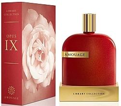 Perfumería y cosmética Amouage The Library Collection Opus IX - Eau de parfum