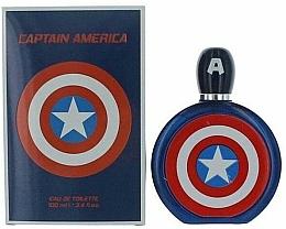 Perfumería y cosmética Marvel Captain America - Eau de toilette