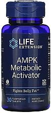 Perfumería y cosmética Complemento alimenticio en cápsulas activador metabólico, 30 cáp. - Life Extension AMPK Metabolic Activator
