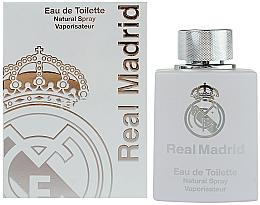 Perfumería y cosmética Air-Val International FC Real Madrid - Eau de toilette