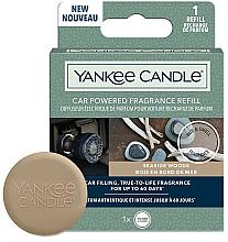 Perfumería y cosmética Recambio de difusor eléctrico de aromas para coche - Yankee Candle Car Powered Fragrance Refill Seaside Woods