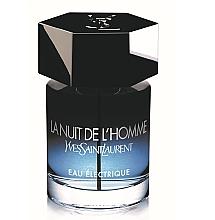 Perfumería y cosmética Yves Saint Laurent La Nuit De L'homme Eau Electrique - Eau de toilette