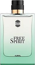 Perfumería y cosmética Ajmal Free Spirit - Eau de parfum