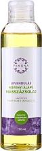 Perfumería y cosmética Aceite de masaje con lavanda - Yamuna Lavender Plant Based Massage Oil