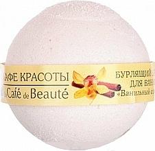 "Perfumería y cosmética Bomba de baño ""sorbete de vainilla"" - Le Cafe de Beaute Bubble Ball Bath"