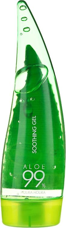 Gel facial y corporal ligero antiirritaciones con 99% aloe vera - Holika Holika Aloe 99% Soothing Gel