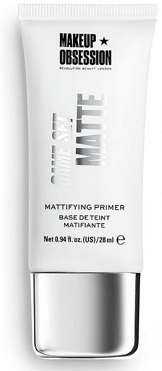Prebase de maquillaje matificante - Makeup Obsession Game Set Matte Mattifing Primer