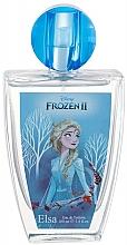 Perfumería y cosmética Disney Frozen II Elsa - Eau de toilette