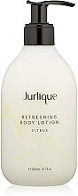 Perfumería y cosmética Loción corporal refrescante con aceite de macadamia, aroma cítrico - Jurlique Refreshing Citrus Body Lotion