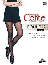 Perfumería y cosmética Pantis Fantasy Bonheur, 20 Den, grafito - Conte