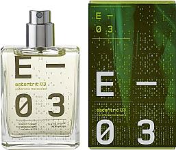 Perfumería y cosmética Escentric Molecules Escentric 03 Travel Size - Eau de toilette