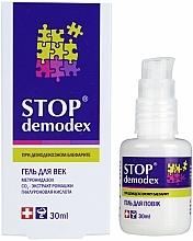 Perfumería y cosmética Gel terapéutico para párpados con ácido hialurónico - FitoBioTecnología