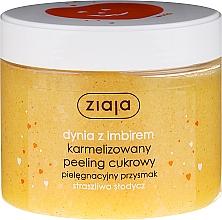 Perfumería y cosmética Exfoliante corporal a base de azúcar, calabaza y jengibre - Ziaja Sugar Body Peeling