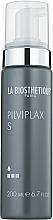Perfumería y cosmética Mousse de cabello, fijación extra fuerte, sin aerosol - La Biosthetique Pilviplax S