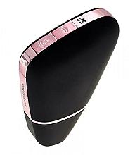 Perfumería y cosmética Estimulador de clítoris con control remoto, negro - Satisfyer Love Triangle