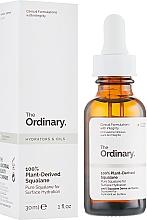 Perfumería y cosmética Aceite de escualano 100% natural - The Ordinary 100% Plant-Derived Squalane