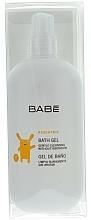 Perfumería y cosmética Gel de ducha infantil con extractos de caléndula y aloe vera - Babe Laboratorios Bath Gel