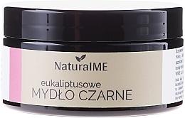 Perfumería y cosmética Jabón negro con aceite de eucalipto - NaturalME