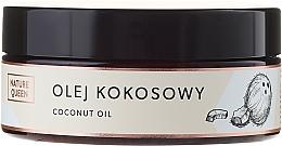 Perfumería y cosmética Manteca corporal de aceite de coco - Nature Queen Cooconut Oil