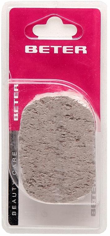 Piedra pómez ovalada - Beter Beauty Care